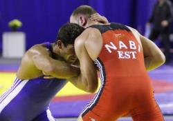Греко-римская борьба. Хейки Наби выиграл четвертую медаль на ЧМ, став вице-чемпионом мира!