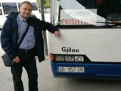 Родион Денисов: О «демократии» в Косово - на Евросоюз и свободу слова им плевать