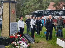 В городе Локса и на мысе Юминда почтили память погибших при Таллинском переходе 1941 года