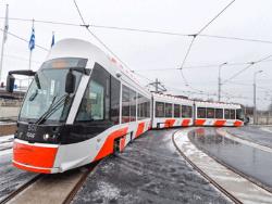 С 1 сентября 2017 года в аэропорт Таллина можно будет добраться на трамвае номер 4