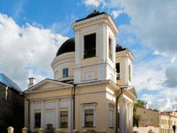 Власти Таллина планируют выделить 15000 евро Никольской церкви к её 190-летию
