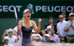 Теннис. US Open-2017. Мария Шарапова в трех сетах одолела вторую ракетку турнира