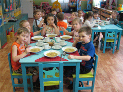 В детских садах столицы Эстонии с 1 сентября отменяется плата за питание воспитанников