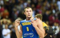 Баскетбол. ЧЕ-2017. Сборная Украины разгромила команду Израиля и вышла в 1/8 финала