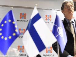 Не без Эстонии: Евроцентр по противодействию гибридным угрозам начал работу в Хельсинки