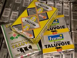 Нехватку масла и рост цен на него торговые сети Эстонии списывают на сливочные проблемы