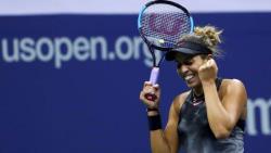 Теннис. US Open-2017. Финалистками в женском одиночном разряде стали Стивенс и Кейс