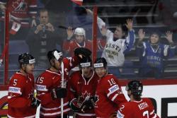 Хоккей. ЧМ-2012. Канадцы стартовали победой на классе над Словакией