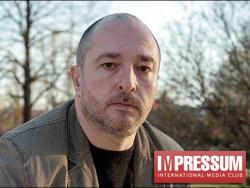 ММК «Импрессум» приглашает на встречу с российским писателем Дмитрием Миропольским