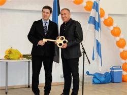 В столице Эстонии состоялось открытие новой школы по интересам в районе Ласнамяэ