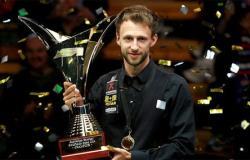 Снукер. Британец Джадд Трамп второй год подряд стал победителем European Masters