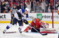 НХЛ-2017/18. Владимир Тарасенко стал 4-м европейцем в `Сент-Луисе`, забросившим 150 шайб