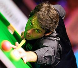Снукер. `Ракета Ронни` в блестящем стиле выиграл второй в истории финал English Open