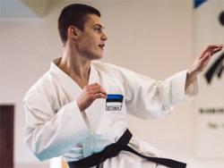 Карате: Павел Артамонов завоевал для Эстонии `бронзу` на молодёжном чемпионате мира