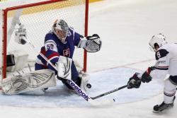 Хоккей. ЧМ-2012. Словакия, победив США, запутала ситуацию в финской группе