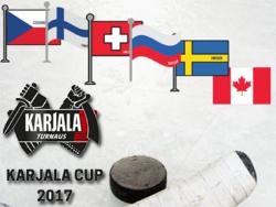 Хоккей. Евротур 2017/18. Сборная Финляндии выиграла `Кубок Карьяла`, россияне - вторые