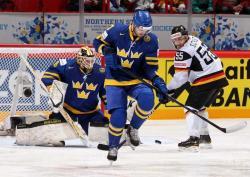 Хоккей. ЧМ-2012. Швеция одержала четвёртую победу на старте