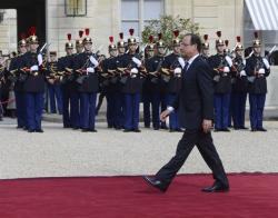 Франсуа Олланд принял Францию от Николя Саркози