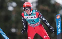 Прыжки с трамплина. Немец Рихард Фрайтаг выиграл уже третий этап Кубка мира в сезоне
