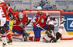 Хоккей. ЧМ-2012. Латвия, проиграв Норвегии, уменьшает свои шансы на плей-офф