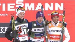 Северное двоеборье. Кристьян Ильвес стал вторым на этапе Кубка мира в Японии