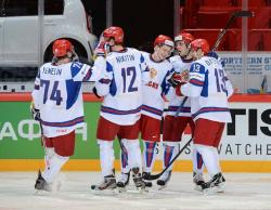 Хоккей. ЧМ-2012. Россияне прошли групповой этап без очковых потерь
