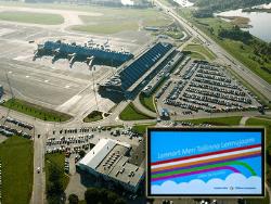 Таллинский аэропорт продолжает увеличивать пассажиропоток - в январе он вырос на 13%