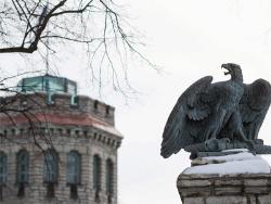 К 100-летию ЭР: В замке Орлова на Марьямяги открывается выставка `Моя свободная страна`