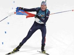 Анастасия Кузьмина: Своё третье олимпийское `золото` я посвящаю брату - Антону Шипулину