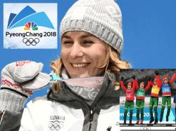 ОИ-2018. Биатлон. Третье `золото` Кузьминой для Словакии и триумф белорусской четвёрки