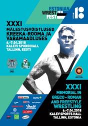 На мемориал памяти двукратного олимпионика Кристьяна Палусалу прибыли борцы из 25 стран