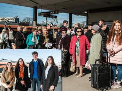 И ветераны, и молодёжь: В канун майских праздников делегация из Эстонии посетит Москву