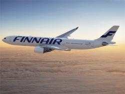Авиакомпания Finnair открывает прямое авиасообщение между Лапландией и столицей Эстонии