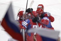 Хоккей. ЧМ-2012. Сборная России - 26-кратный чемпион мира
