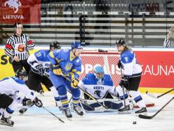 Хоккей. ЧМ-2018. Сборная Эстонии впервые в истории выиграла у команды Украины