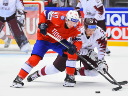 Хоккей. ЧМ-2018. Латвия отыгрывается со счёта 0:2 и вырывает в овертайме победу у Норвегии