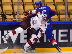 Хоккей. ЧМ-2018. Крупная победа над Южной Кореей сохраняет Латвии место среди сильнейших