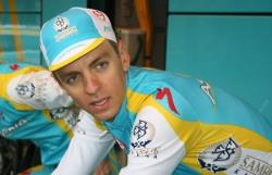Велоспорт. Эстонец Танель Кангерт после четвертого этапа `Джиро` занимает 15-е место