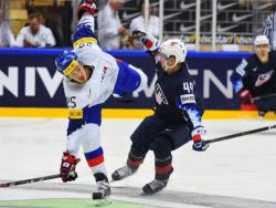 Хоккей. ЧМ-2018. Впервые с 1962-го года сборная США выиграла матч с разницей в 12 шайб