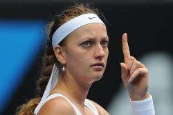Теннис. Петра Квитова в третий раз выиграла крупный турнир в Мадриде