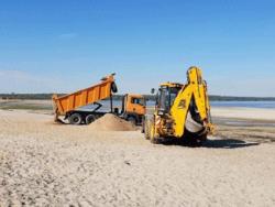 Управа Хааберсти: Пляжи в заливе Какумяэ и у озера Харку  станут значительно комфортнее