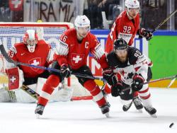 Хоккей. ЧМ-2018. Швеция и Швейцария сыграют в финале, США и Канада поборются за `бронзу`
