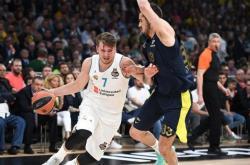 Баскетбол. Мадридский `Реал` в 10-й раз выиграл главный клубный турнир Европы