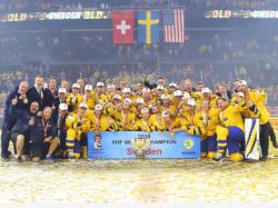 Хоккей. ЧМ-2018. Сборная Швеции второй год подряд выиграла финал - теперь у Швейцарии