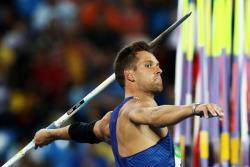 Легкая атлетика. Магнус Кирт побил рекорд в метании копья, показав 5-й результат в мире