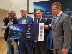 Суперкубок УЕФА-2018: Продажа билетов на таллинский матч начинается 5 июня в 15:00