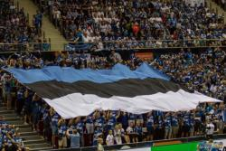 Волейбол. Мужская сборная Эстонии пробилась в финальную четверку `Золотой лиги`