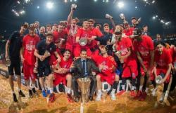 Баскетбол. Московские армейцы в девятый раз стали чемпионами Единой лиги ВТБ