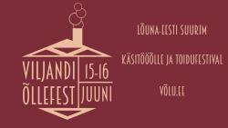 На фестивале в Вильянди будет представлено 140 сортов эстонского крафтового пива
