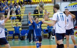 Волейбол. Мужская сборная Эстонии вышла в финал `Золотой лиги`